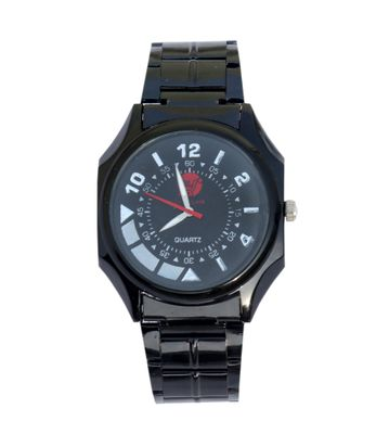 Rologi Black Stylis Watch
