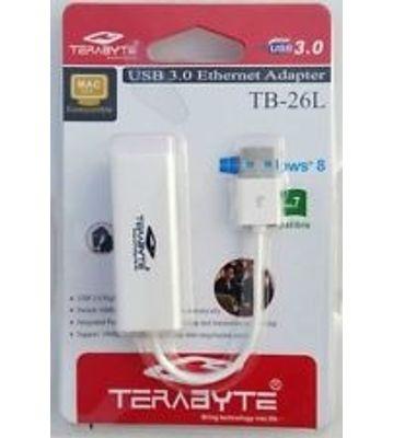 Terabyte USB 3.0 Ethernet Adapter
