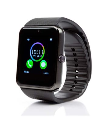 PTron TroniteX Bluetooth Smartwatch Gray