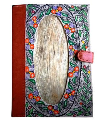 Mithila Painting File Folder
