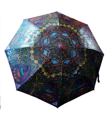 Mithila Painting Umbrella ( छाता)