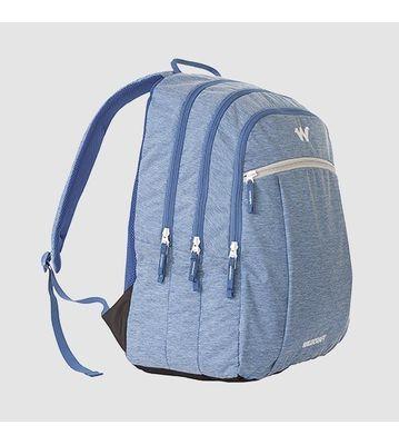 WILDCRAFT MELANGE 5 BACKPACK BAG - BLUE