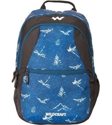 WILDCRAFT NATURE 1 BACKPACK BAG - BLUE