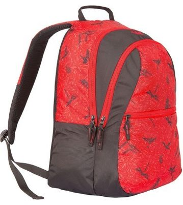 WILDCRAFT NATURE 1 BACKPACK BAG - RED