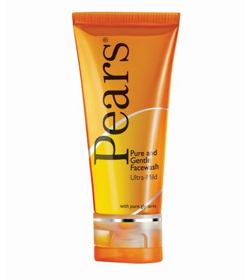Pears Pure & Gentle Face Wash 60 g