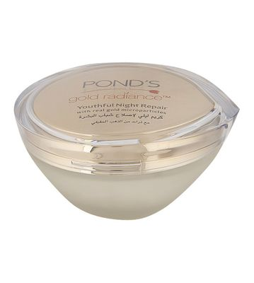 Ponds Gold Radiance Youthful Night Repair cream 50gm