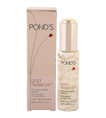 Ponds Gold Radiance Precious Youth Serum 30ml