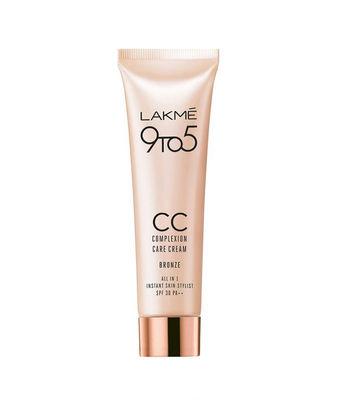 Lakme Complexion Care Bronze Cream, 30gm