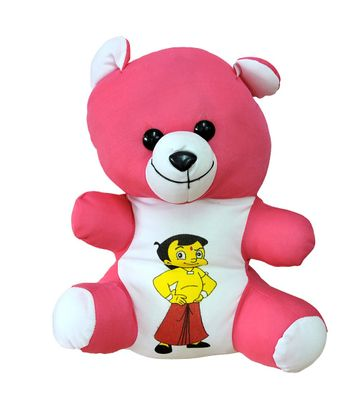 Chhota Bheem Print on Teddy bear