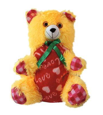 Small Yellow Color Teddy Bear