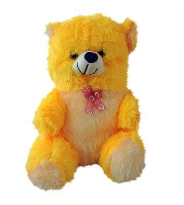 Yellow Cute Small Teddy Bear