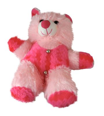 Pink Small Teddy Bear