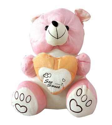 Cute Small Pink Teddy Bear
