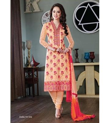 Raheja Delhi Unstitched Dress Material