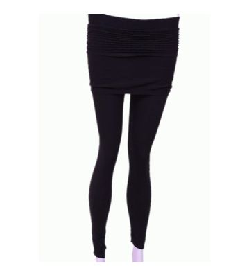 Fashionable skirt Legging