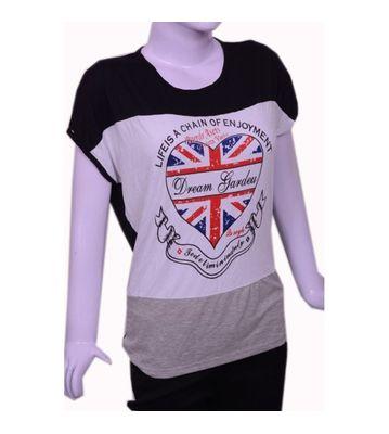 Dream garden t-shirt for girls
