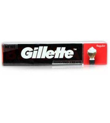 GILLETTE SHAVING CREAM REGULAR 30GM