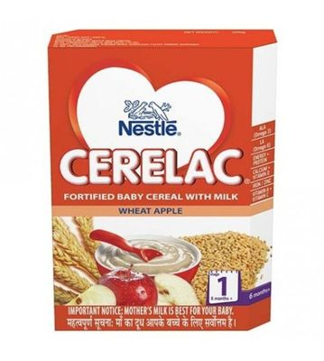 NESTLE CERELAC WHEAT APPLE STAGE 1 300G