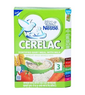 NESTLE CERELAC WHEAT RICE STAGE 3