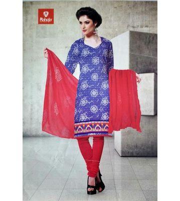 Raheja Jully Unstitched Dress Material