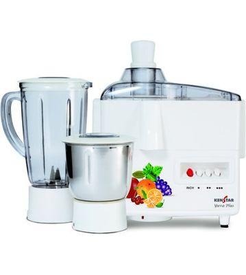 Kenstar  Juicer Mixer Grinder (White)