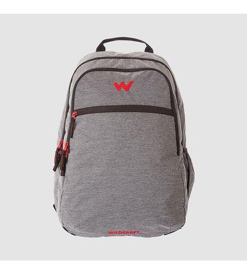 WILDCRAFT MELANGE 2 BACKPACK BAG - BLACK