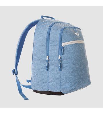 WILDCRAFT MELANGE 2 BACKPACK BAG - BLUE