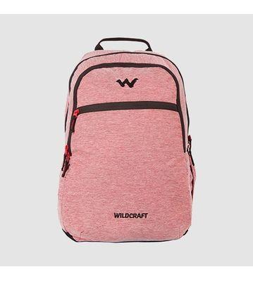 WILDCRAFT MELANGE 2 BACKPACK BAG - RED