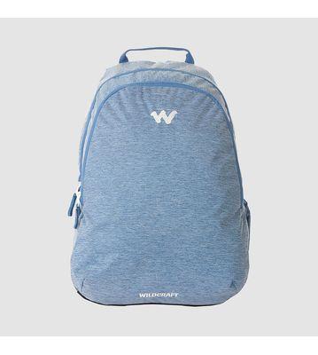 WILDCRAFT MELANGE 1 BACKPACK BAG - BLUE