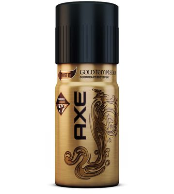 AXE GOLD TEMPTATION BODY SPRAY -150 ML
