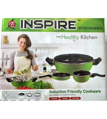 inspire induction cookware