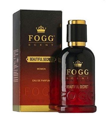 Fogg Beautiful Secret Eau De Parfum for Women - 90 ml
