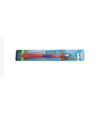 Patanjali Toothbrush (Junior) - T (Multicolored)
