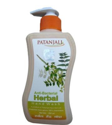 Patanjali 250 ml Herbal Hand Wash
