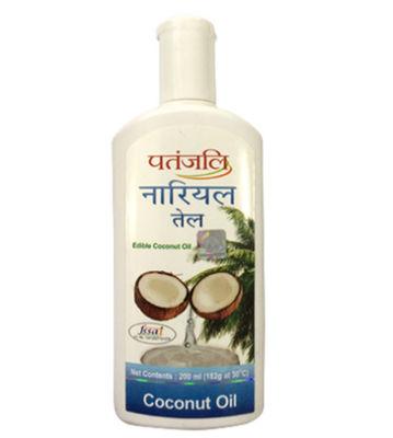 Patanjali Coconut Hair Oil - 200 ml
