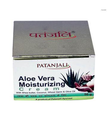 Patanjali Aloevera Moisturizing Cream - 50 gm