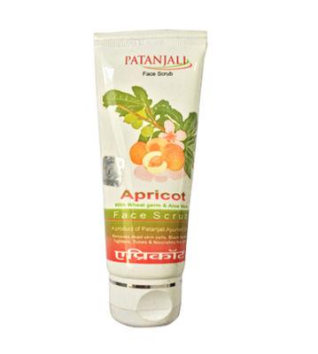 Patanjali Apricot Facial Scrub - 60 gm