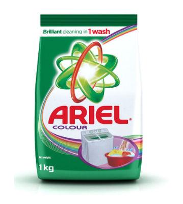 Ariel Complete Colour & Style Detergent Powder 1 kg Pack