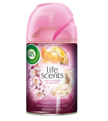 Airwick Freshmatic Refill Life Scents Summer Delights 250ml