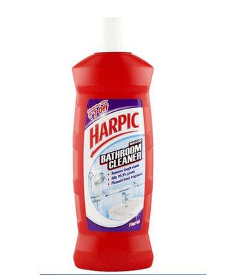 Harpic Bathroom Cleaner Floral