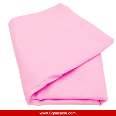 Baby Pink Full Voile Turban
