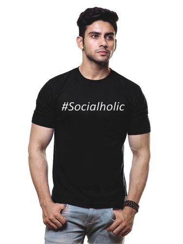 # Socialholic T-shirt