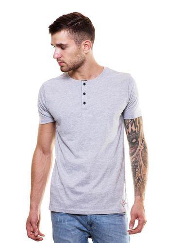 Half Sleeve  henley tshirt