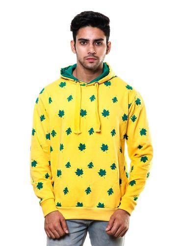 All Over Print sweatshirt with Hood