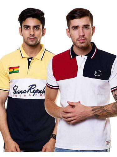Polo T-shirts Combo