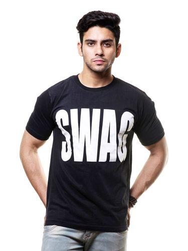 Swag Round Neck T Shirt