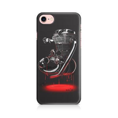 RE Heart - Apple iPhone 7 | Mobile Cover