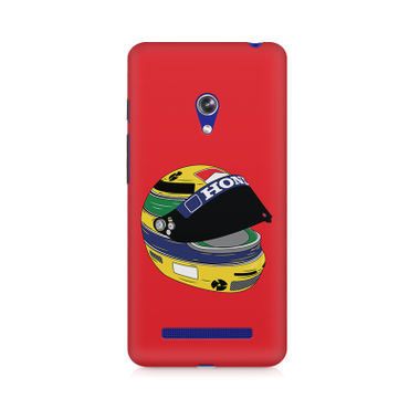CHAMPIONS HELMET - Asus Zenfone 5   Mobile Cover