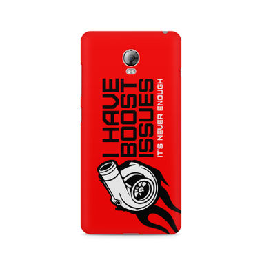 BOOST ISSUE - Lenovo Vibe P1 | Mobile Cover