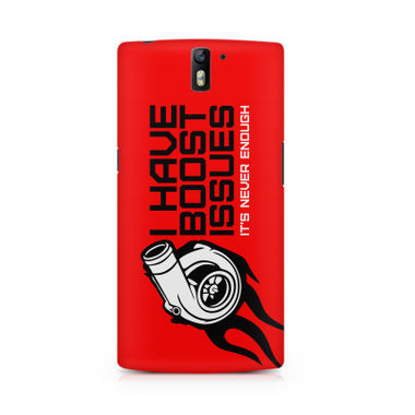 BOOST ISSUE - OnePlus One | Mobile Cover